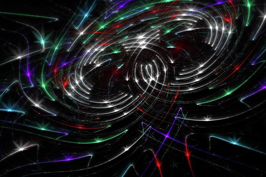 Color Dynamics Digital Art