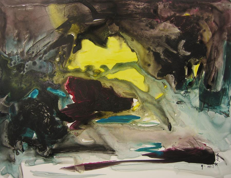 Abstract Paintings Painting - Color Fever 117 by Seon-Jeong Kim