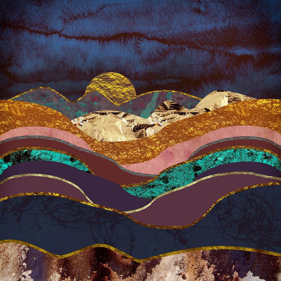 Color Digital Art - Color Fields by Katherine Smit