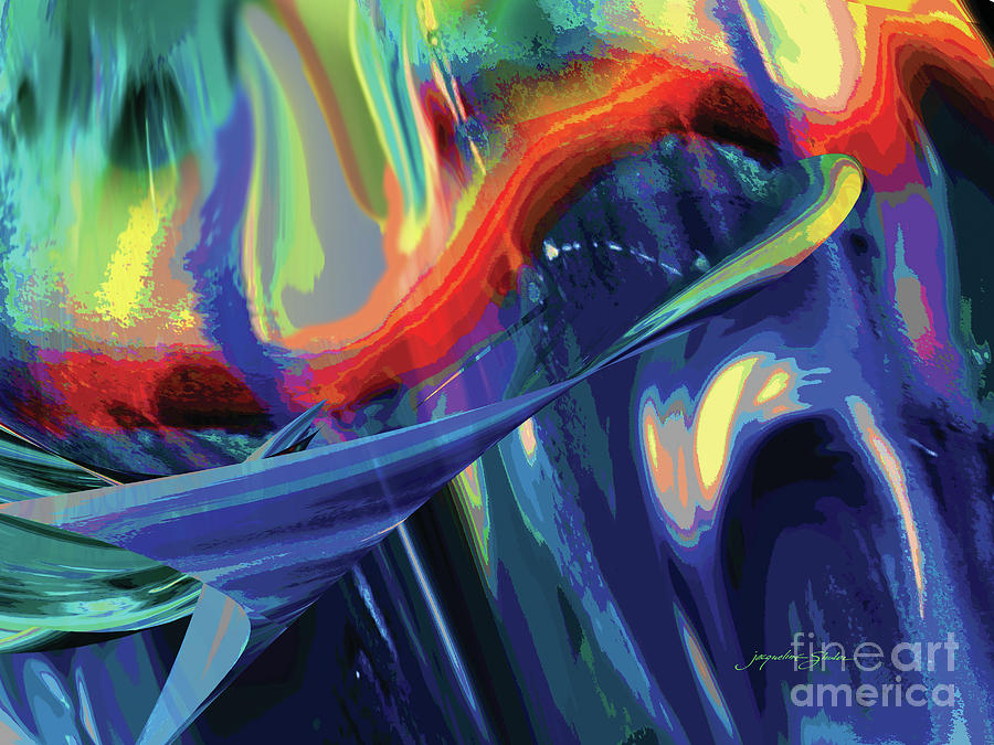 Color Flight by Jacqueline Shuler
