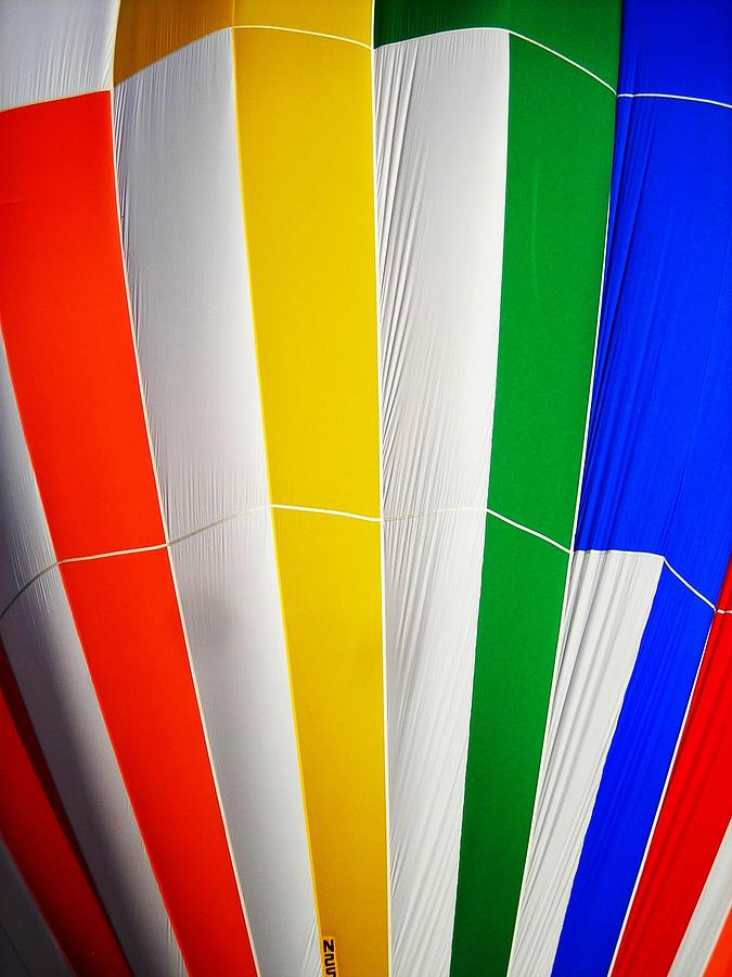Hot Photograph - Color In The Air by Juergen Weiss