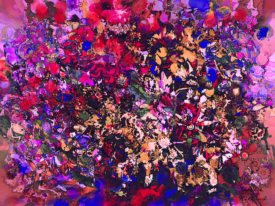 Color Splendor by Natalie Holland