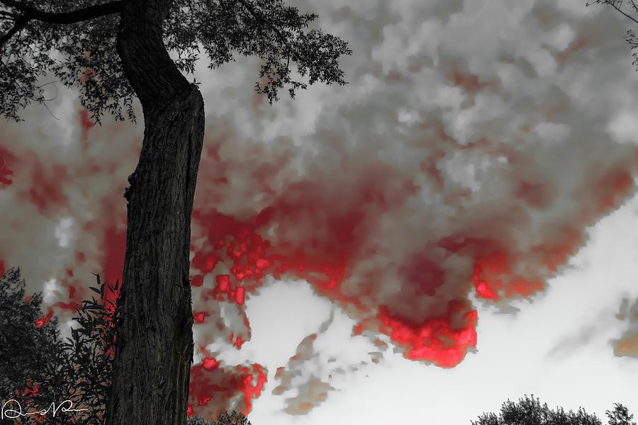 Color the Clouds by Dennis Dempsie
