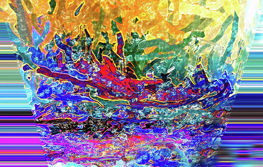 Color Tornado by Morgan Carter