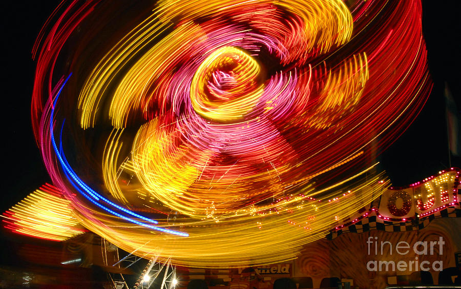 Fair Photograph - Color Twist by David Lee Thompson