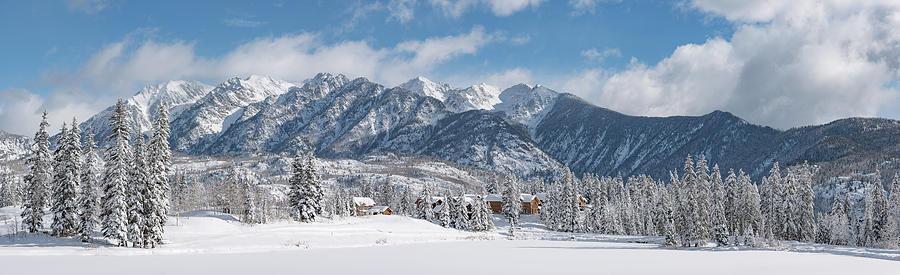 Colorad Winter Wonderland Photograph
