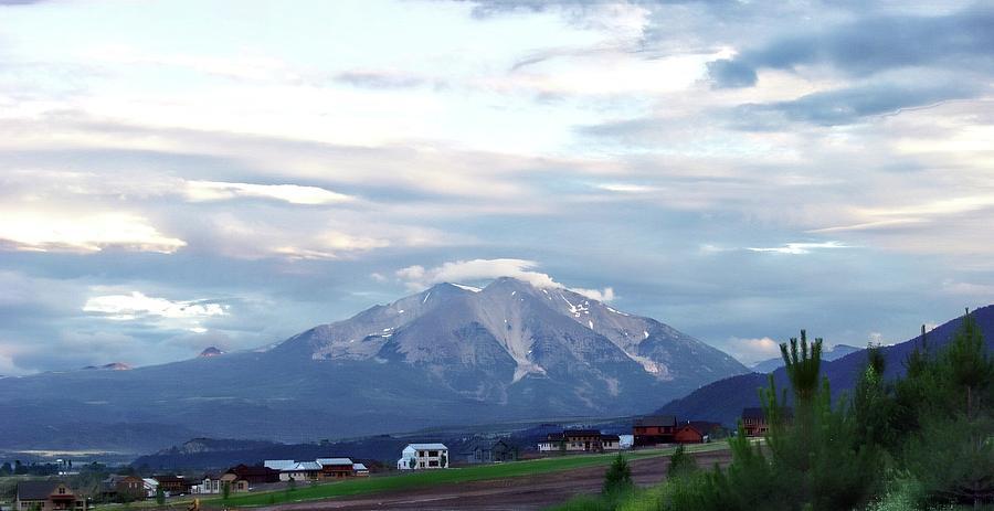 Colorado Mountain Photograph - Colorado 2006 by Jerry Battle