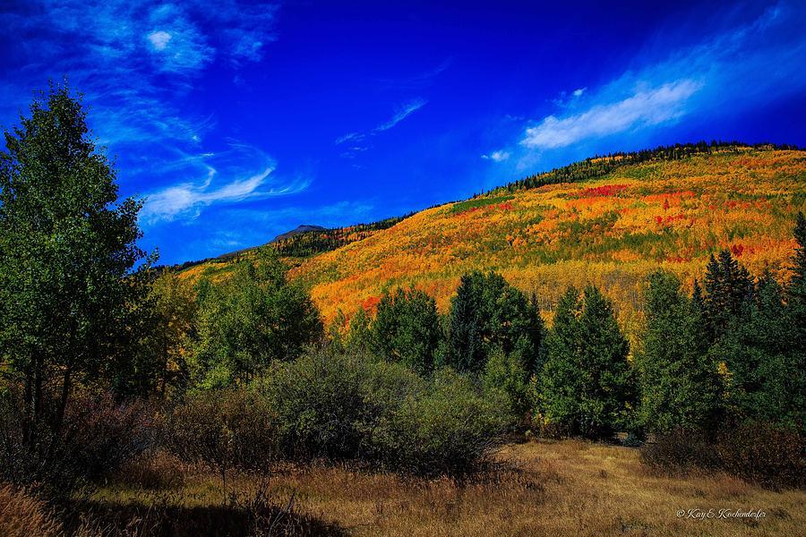 Colorado Photograph - Colorado Beauty by Kay Kochenderfer
