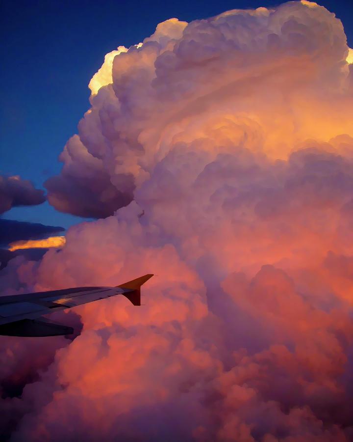Colorado Photograph - Colorado Cloud by Gina Cordova