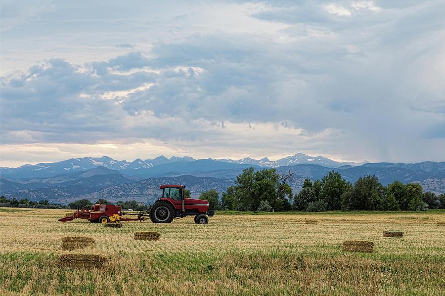 Colorado Country Photograph