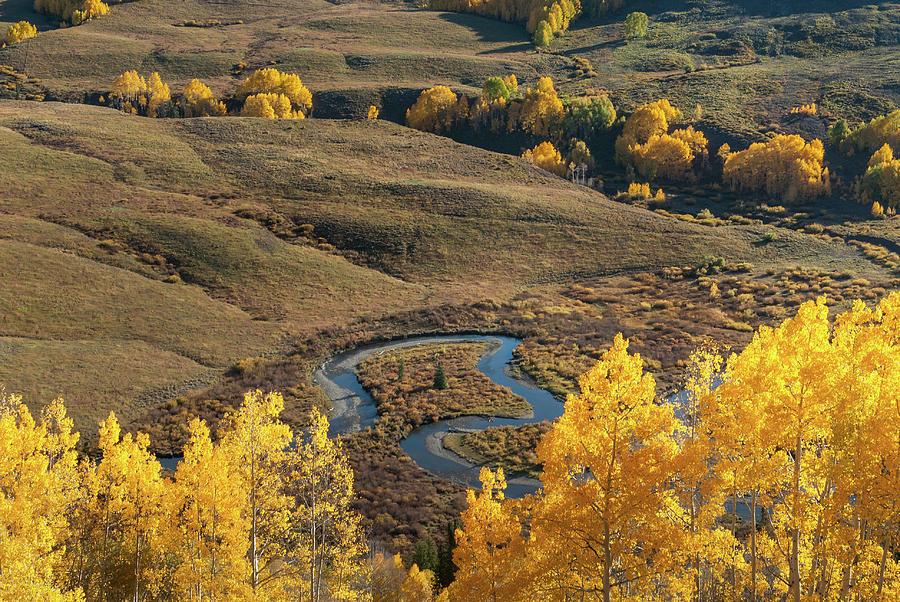 Colorado Fall Photograph