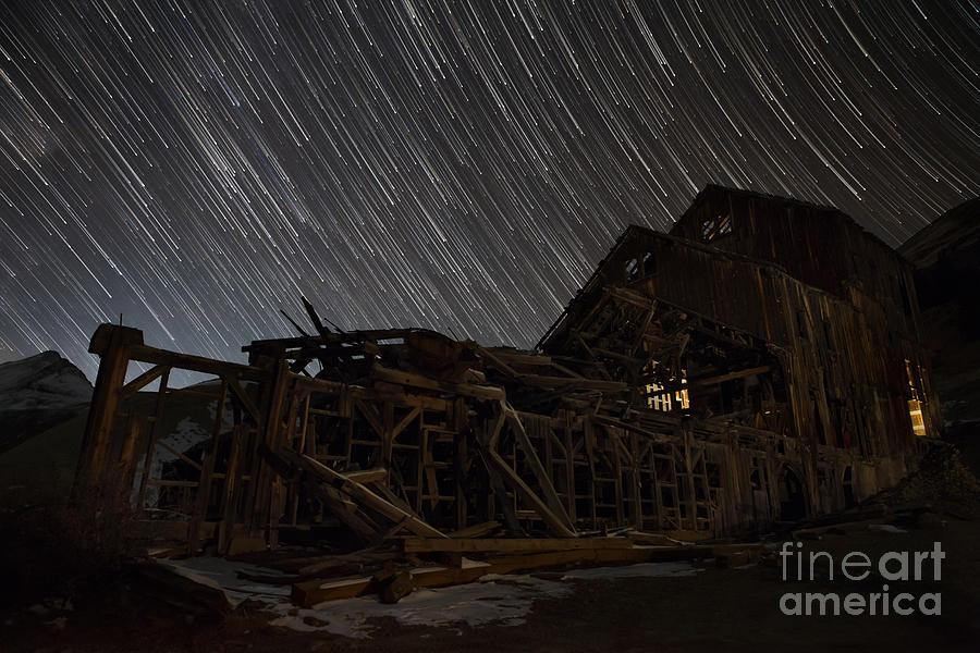Colorado Gold Mine by Keith Kapple