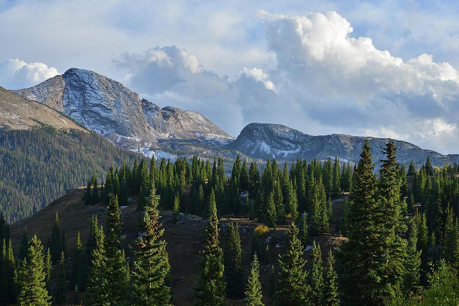 Colorado High Country South Of Silverton Photograph