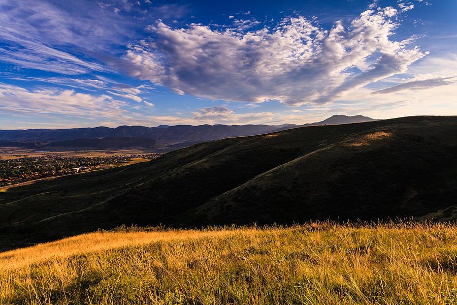 Colorado Photograph - Colorado Landscape by Jonathan Gewirtz
