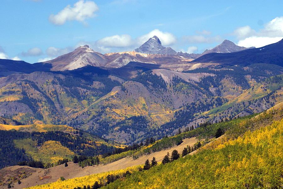 Mountains Photograph - Colorado Mountains 1 by Marty Koch