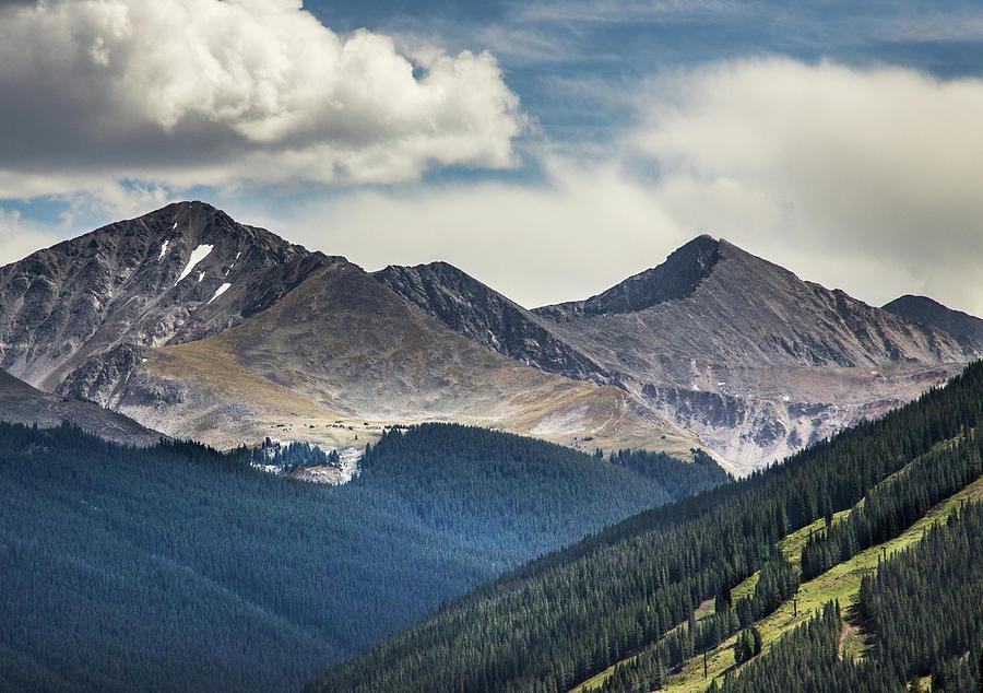 Colorado Mountains Photograph
