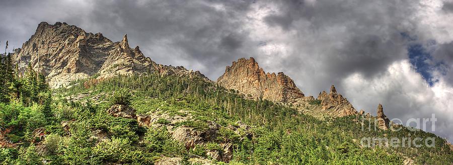 Colorado Photograph - Colorado Ridgeway by Pete Hellmann