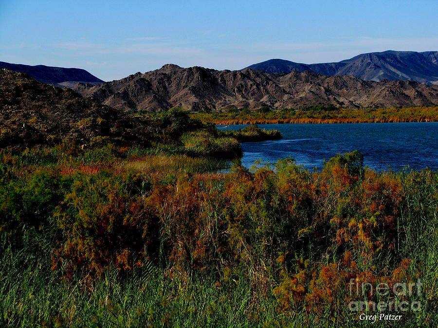 Patzer Photograph - Colorado River by Greg Patzer