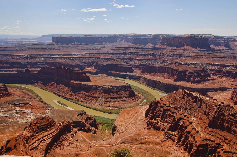 Canyonlands Photograph - Colorado River Ox Bow by Nick Roberts