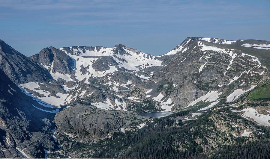 Colorado Rockies Photograph