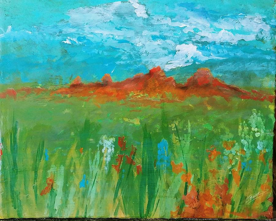Colorado Spring Painting