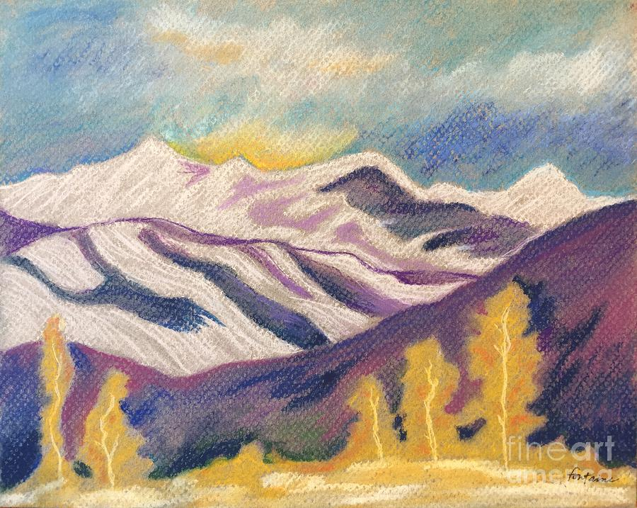 Colorado View #2 by Elizabeth Fontaine-Barr