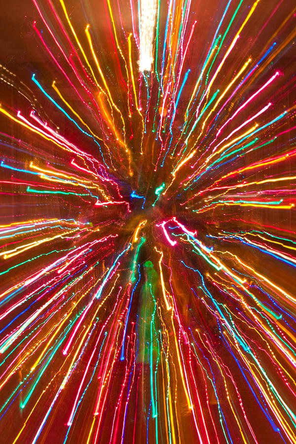 Abstracts Photograph - Colorful Abstract Photography by James BO  Insogna