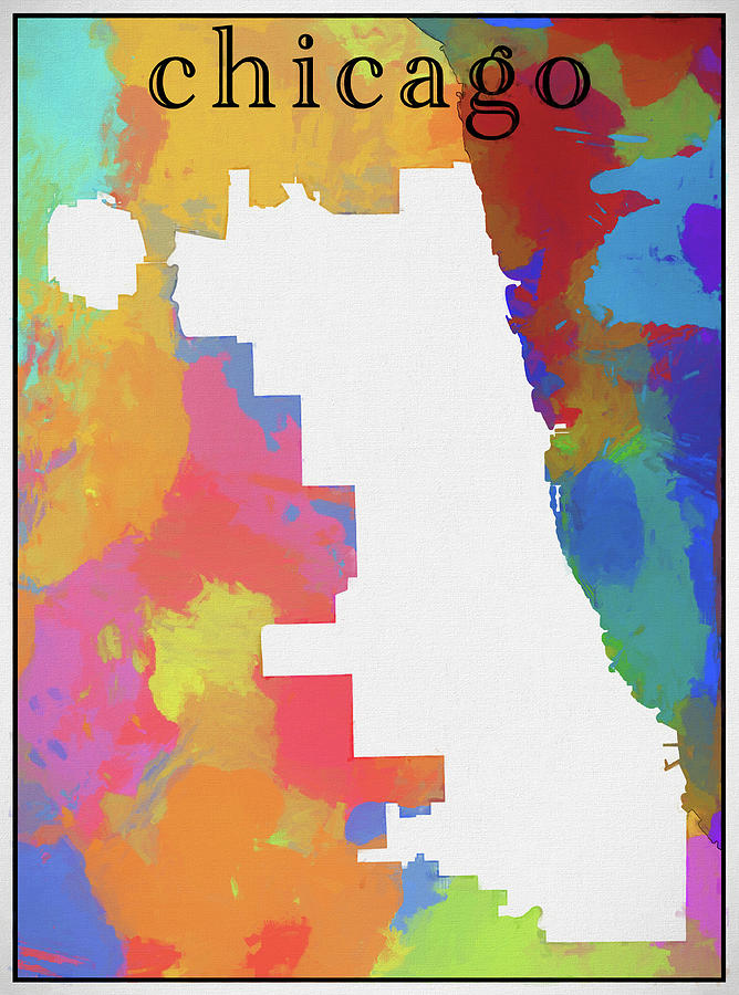 Colorful Chicago Map Outline on chicago on the water, new orleans map, chicago attractions, houston map, chicago illinois, chicago suburbs, seattle map, chicago neighborhoods, chicago on google maps, chicago restaurants, chicago skyline, chicago il, philadelphia map, miami map, hong kong map, dallas map, washington dc map, chicago people, phoenix map, detroit map,