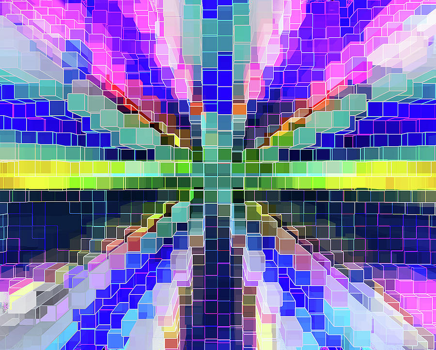 More Square Dimensions by Kellice Swaggerty
