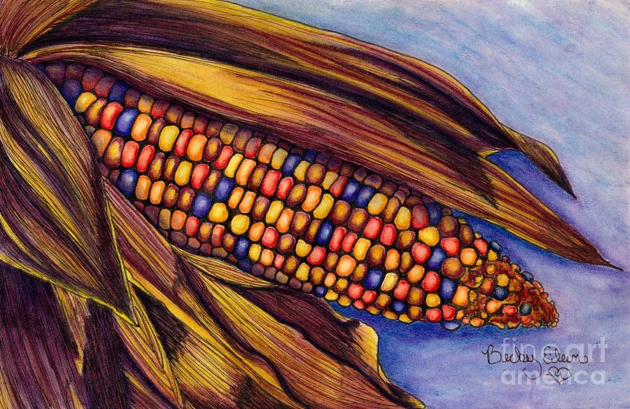 Colorful Harvest by Becky Eileen Eller