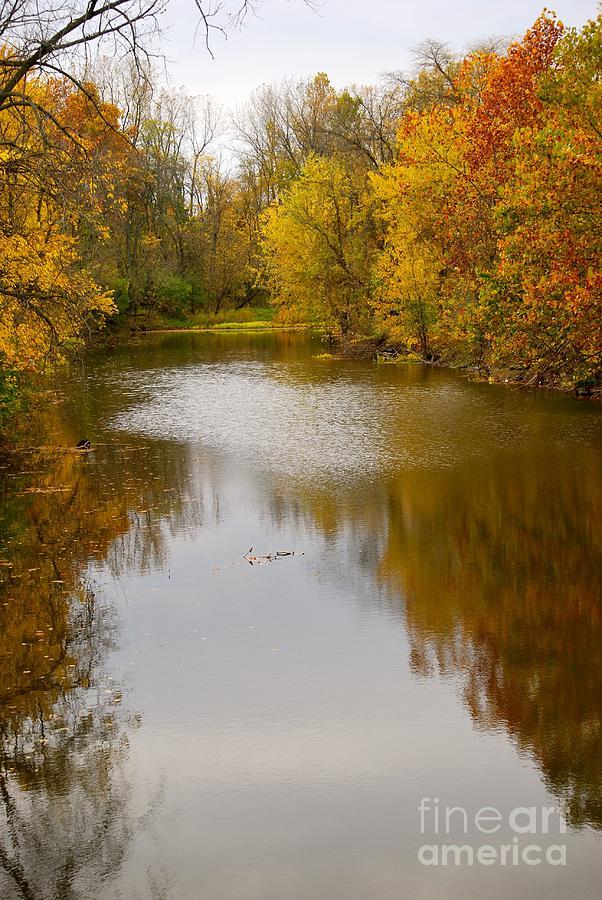 Colorful Ohio Photograph by Christine Scott