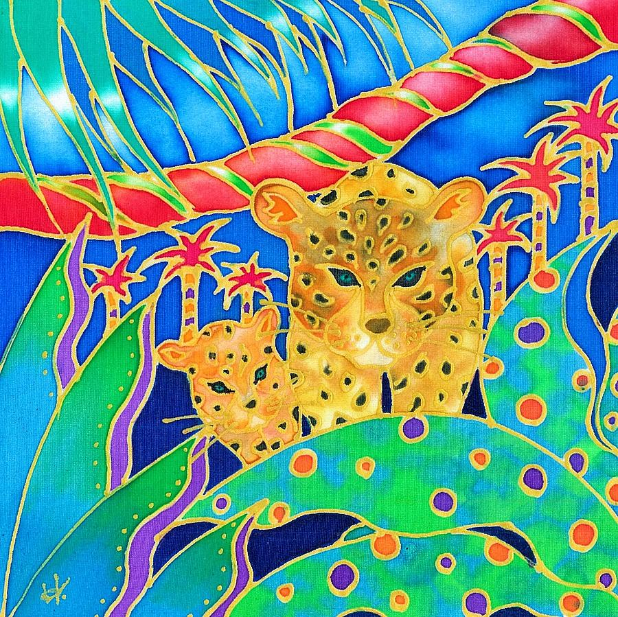 Colorful tropics 3 by Hisayo Ohta