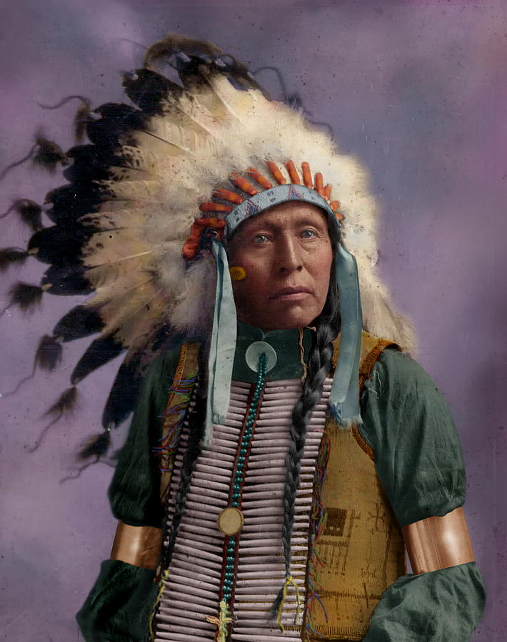 Most Famous Native American Painting