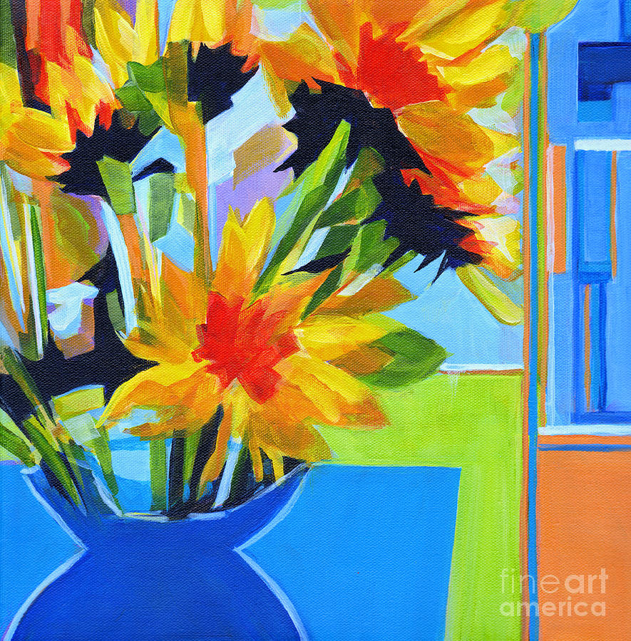 Colors Always On My Mind by Tanya Filichkin