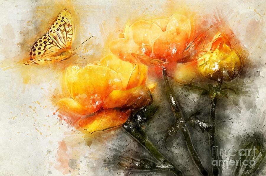 Colors Attract by Teresa Zieba