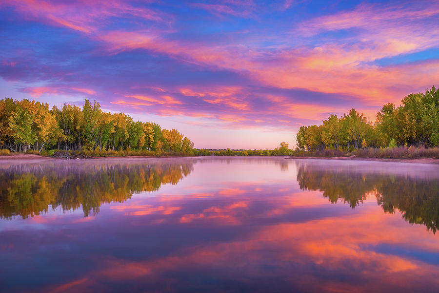 Colors Of Chatfield Photograph