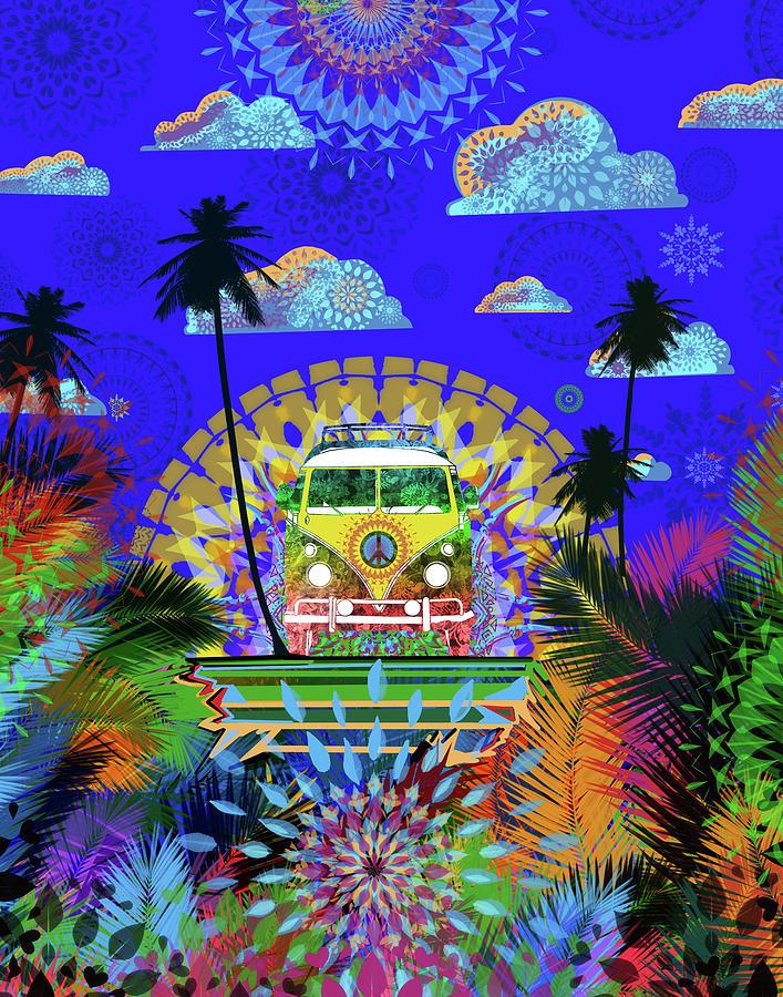 Colors Of Summer Digital Art