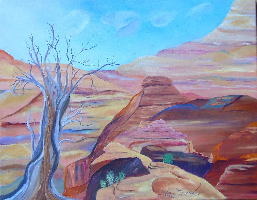 Colors of the Southwest by Janis Tafoya
