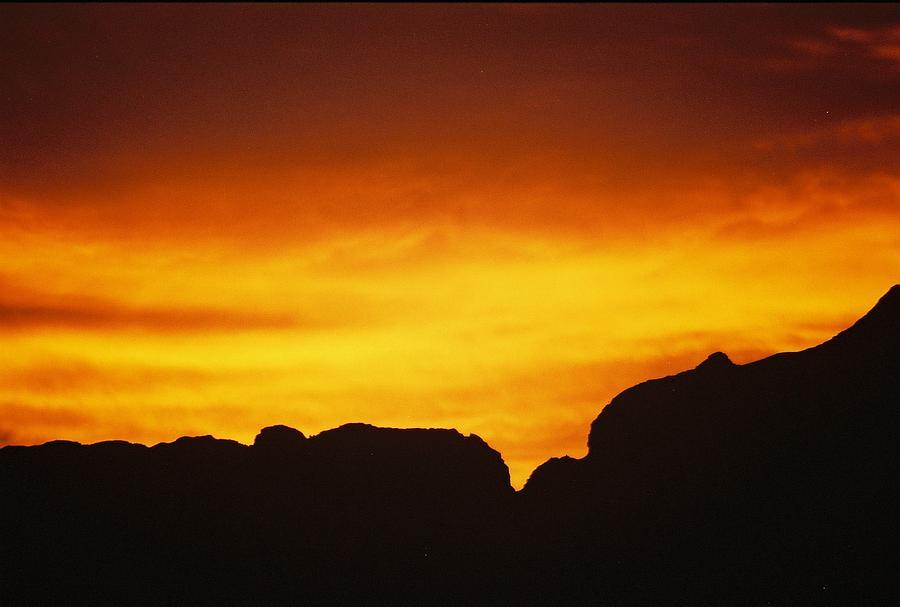 Lanscape Photograph - Colour Of Dawn by Paul Woods