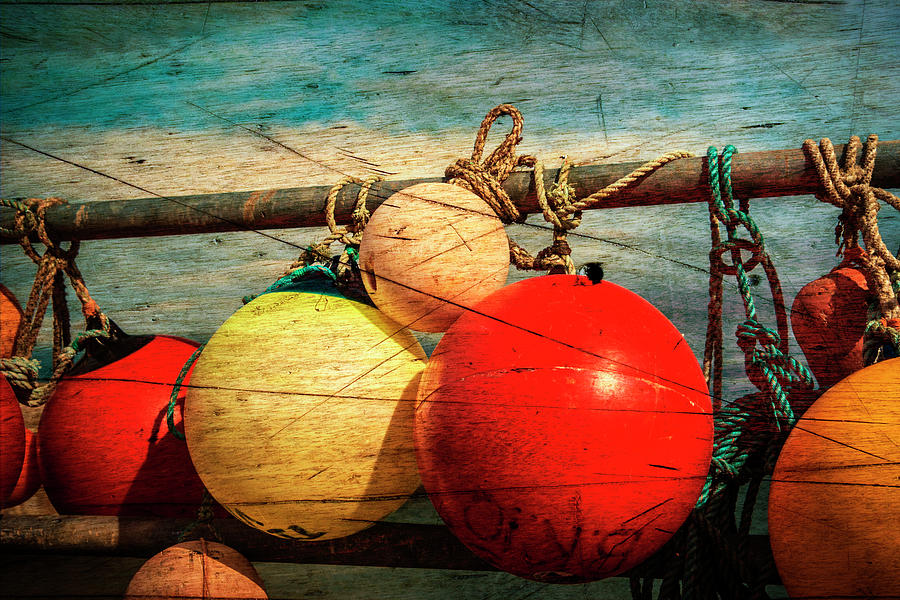 Fender Photograph - Colourful Fenders In A Distressed State. by Paul Cullen