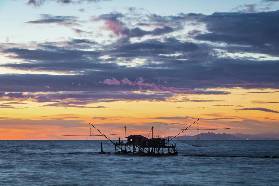 Colourful Sunset by Matteo Viviani