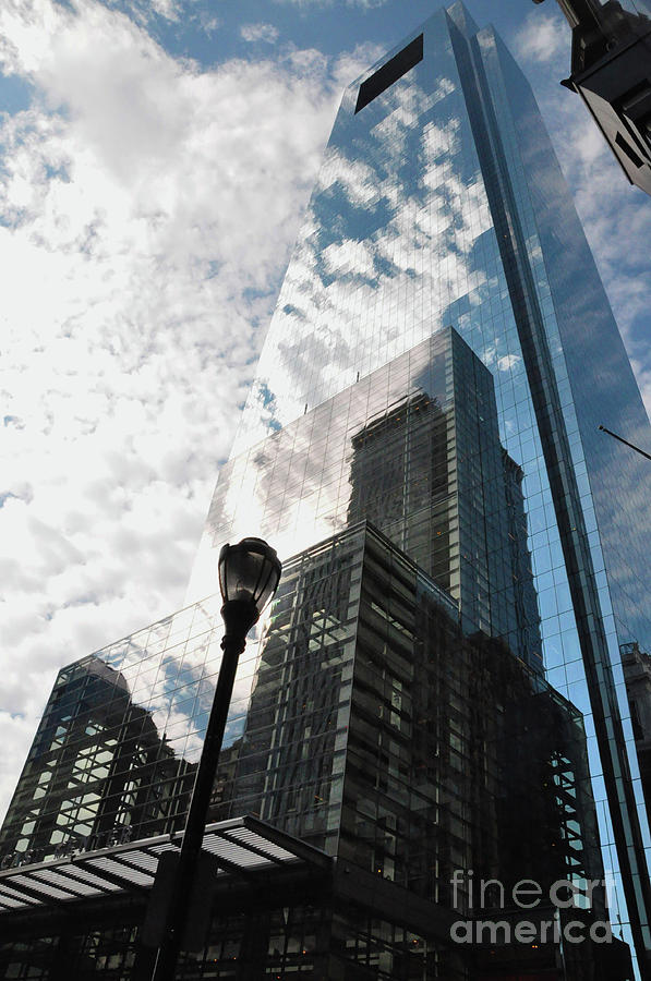 Comcast Tower by J Adam Russell