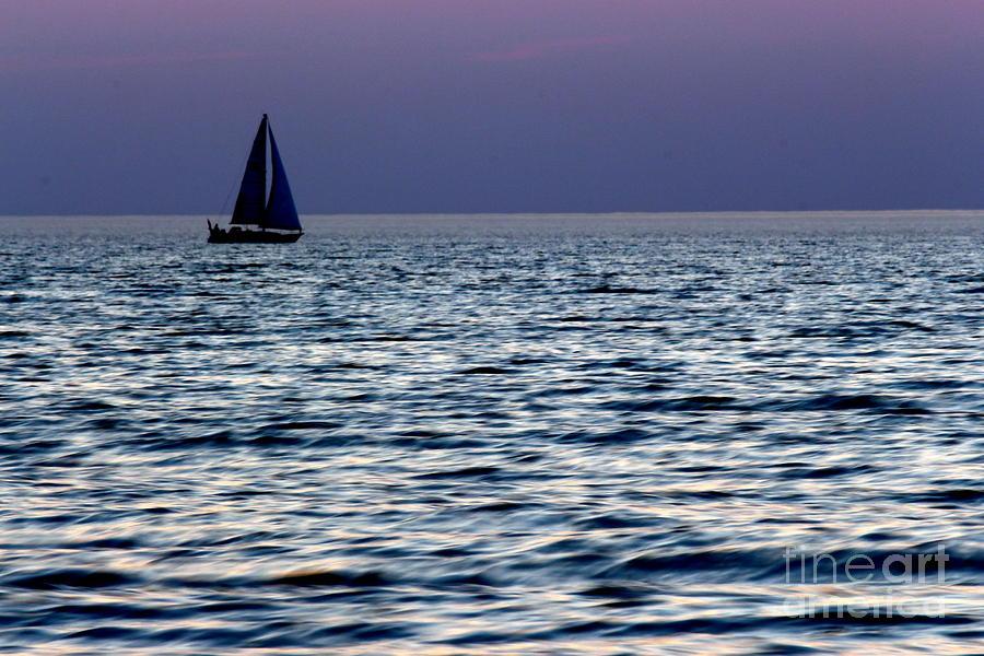 Grand Bend Photograph - Come Sail Away 6 by John Scatcherd