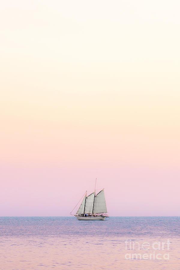 Kremsdorf Photograph - Come Sail Away by Evelina Kremsdorf