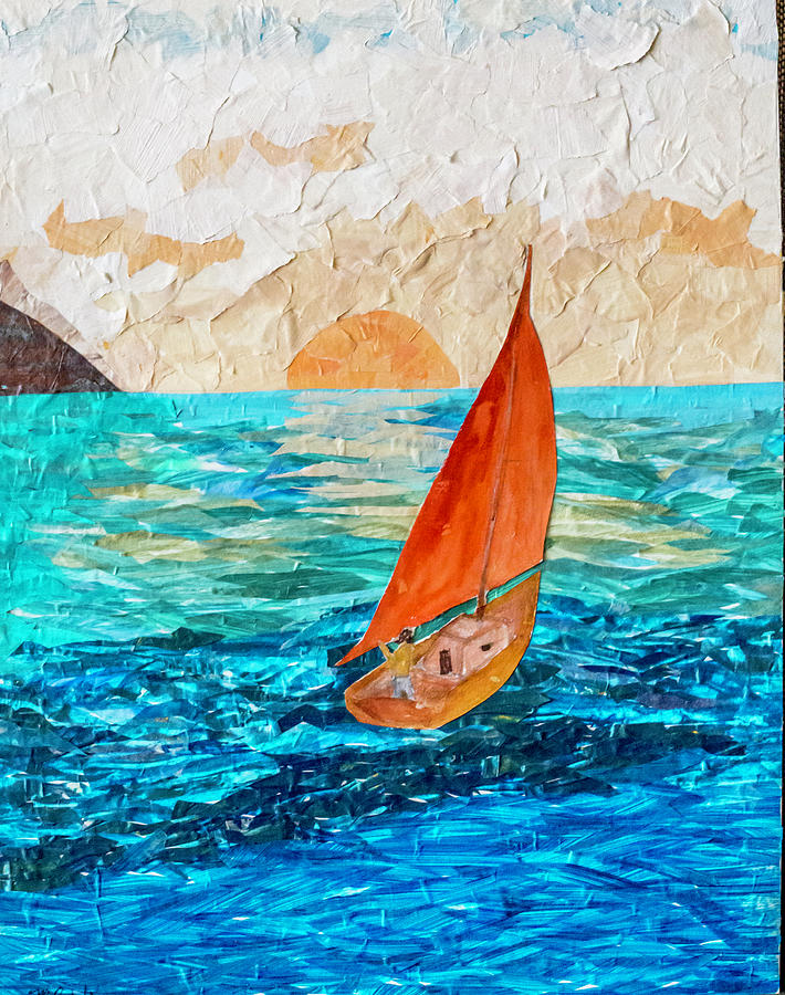 Come Sail Away by Mary Chris Hines