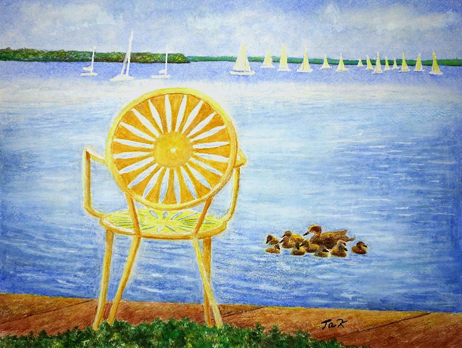Come, Sit Here by Thomas Kuchenbecker
