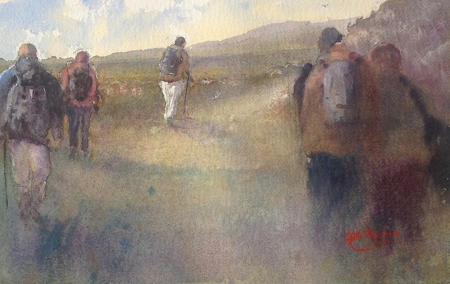Comeragh Ramblers by Keith Thompson