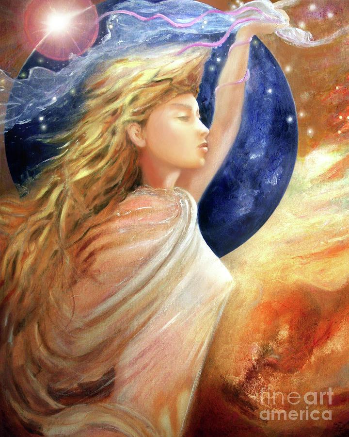 comet dreamer ascend by Michael Rock