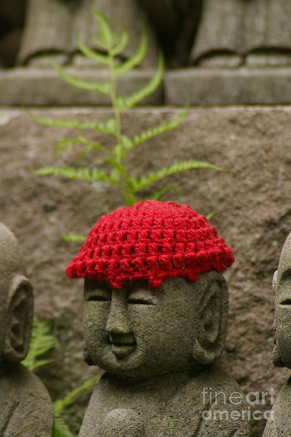 Japan Photograph - Comfort For The Afterlife by Catja Pafort