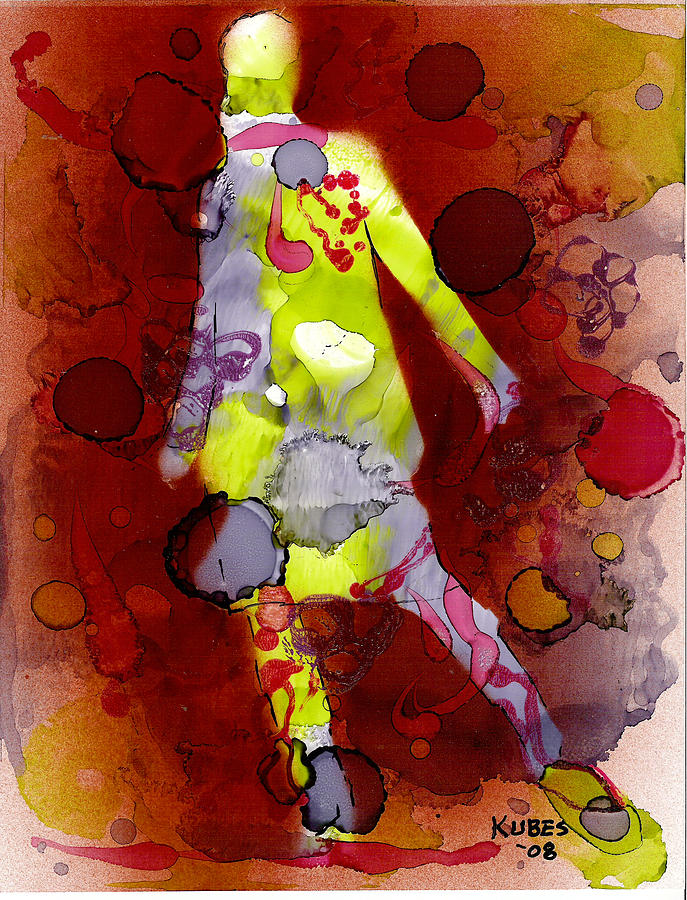 Coming Of Age Mixed Media by Susan Kubes